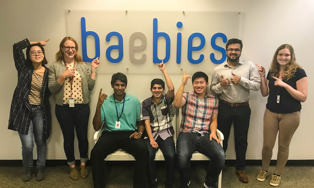 Baebies 2018 Interns