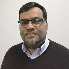 Andy Bhattacharjee, PhD, VP Newborn Screening Services, Baebies