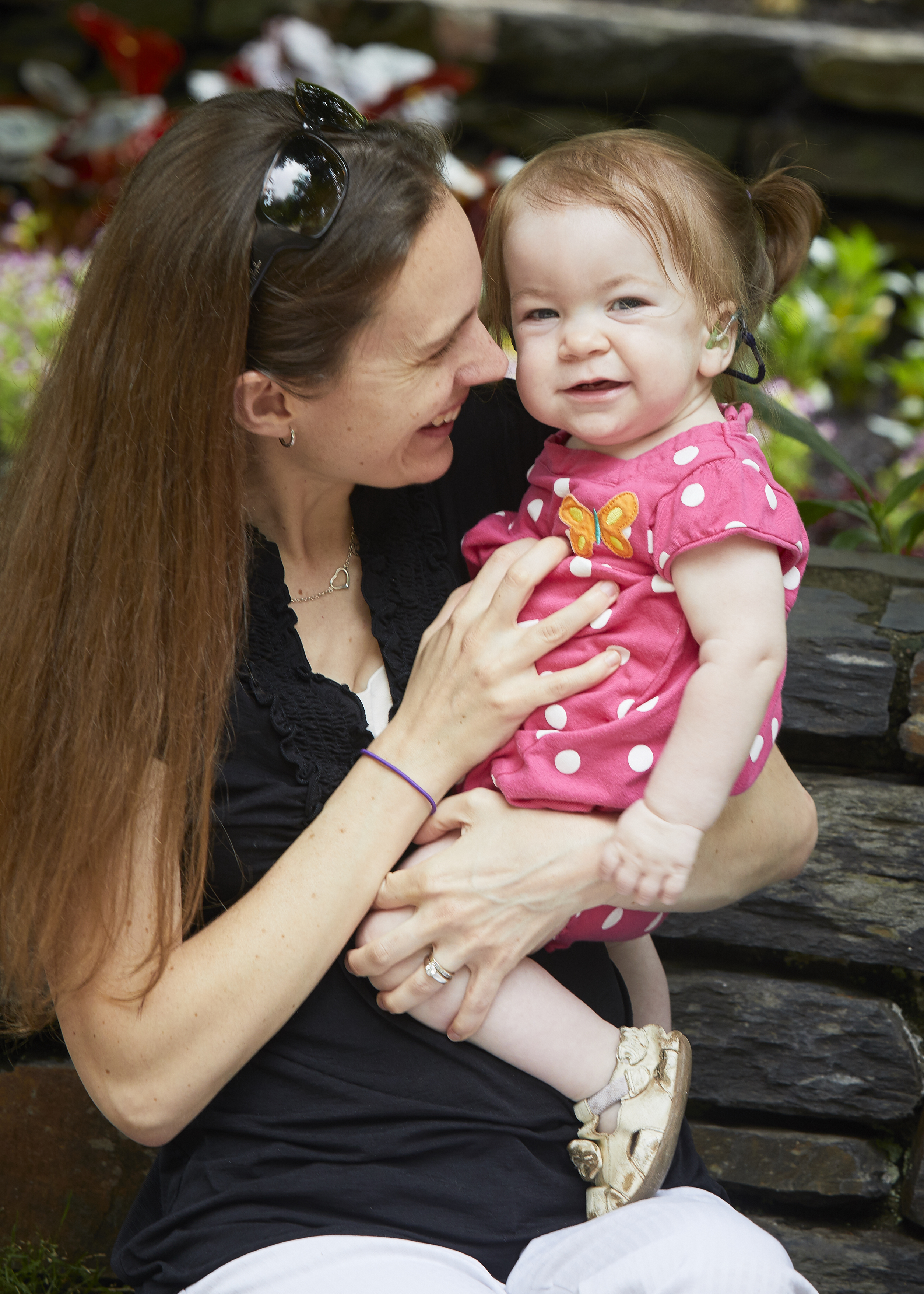 MPS I Mom Daughter NC Newborn Screening