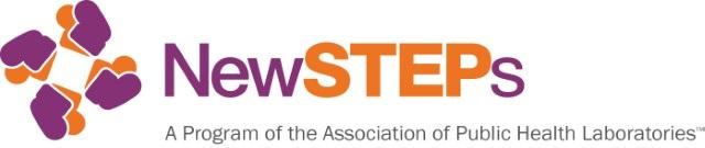NewSTEPs logo