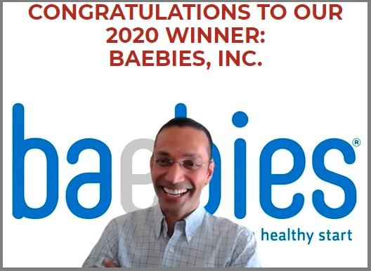 Baebies 2020 AACC Award Winner